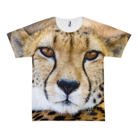 The Perceptive Cheetah | All-Over Shirt | Eternal Weekend - 1