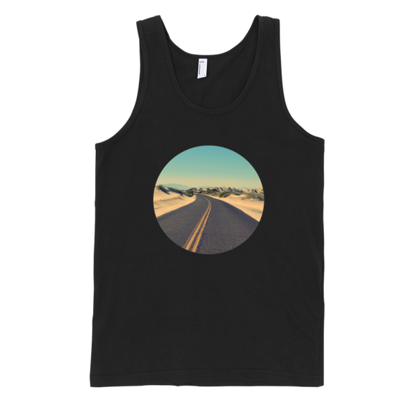 The Road To Freedom Tank Top | unisex coral Tank | Eternal Weekend - 2