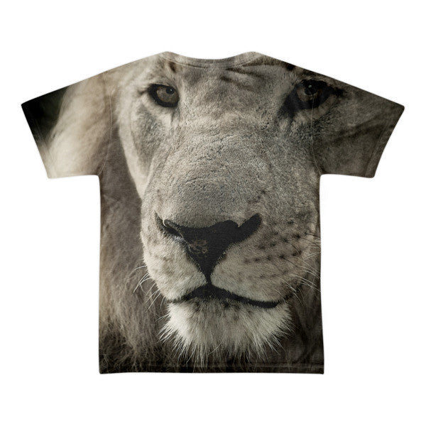 The Courageous Lion | All-Over Shirt | Eternal Weekend - 2
