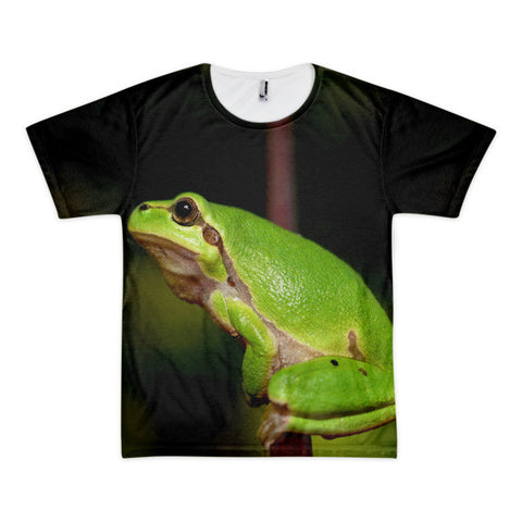 The Poised Frog | All-Over Shirt | Eternal Weekend - 1