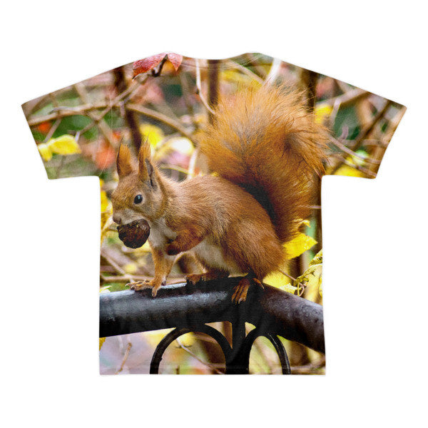 Skittish Squirrel | All-Over Shirt | Eternal Weekend - 2
