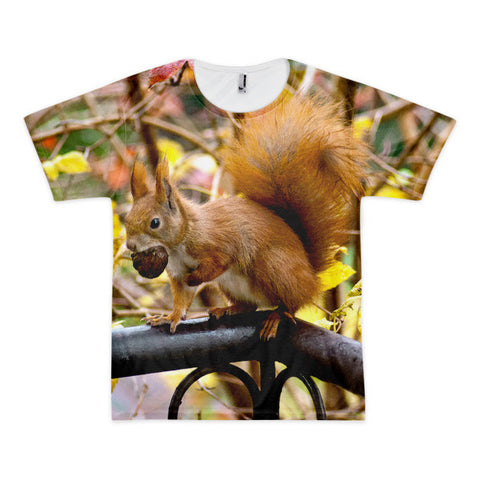 Skittish Squirrel | All-Over Shirt | Eternal Weekend - 1