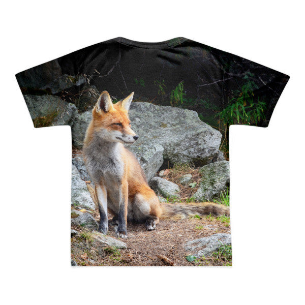 The Cunning Fox | All-Over Shirt | Eternal Weekend - 2