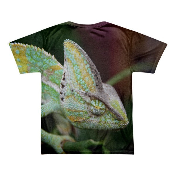 The Curious Chameleon | All-Over Shirt | Eternal Weekend - 2