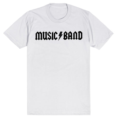 Music Band | Unisex White T-Shirt | Eternal Weekend - 1