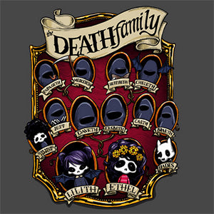 Death Family Tree