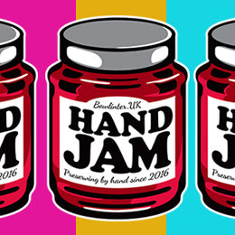 Commercial illustration - Cat Byrne - Hand Jam
