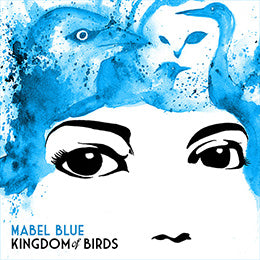 Commercial illustration - Cat Byrne - Mabel Blue Kingdom of Birds