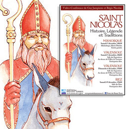Commercial illustration - Cat Byrne - Saint Nicholas