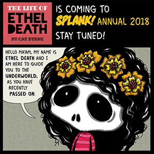 The Life of Ethel Death preview 1 by Cat Byrne