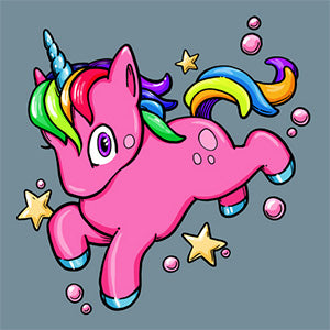 Magical Rainbow Unicorn