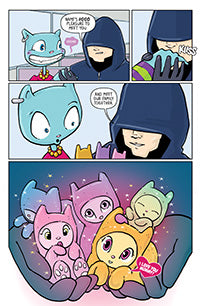 Mizzle Flight of the Bumblecat page 7