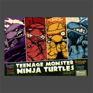 Teenage Monster Ninja Turtles