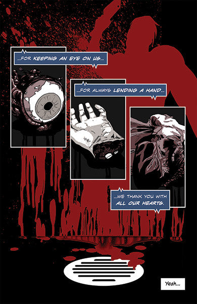 Mr Omega 1 - Out of Hours Comics
