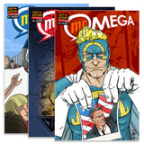 Out of Hours Comics - Mr.Omega