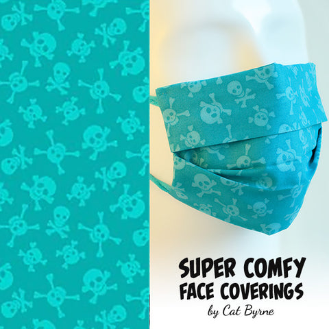 Skull & Bones Face Covering
