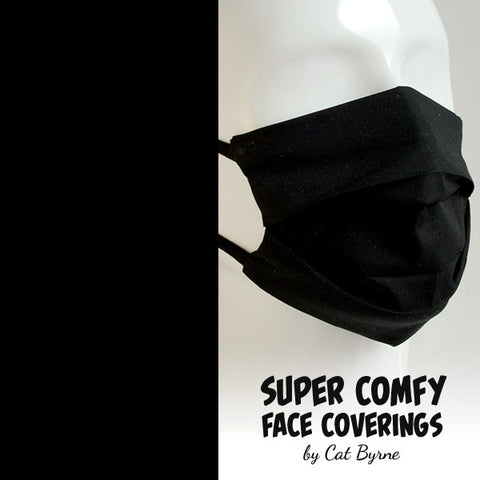 Black Face Covering