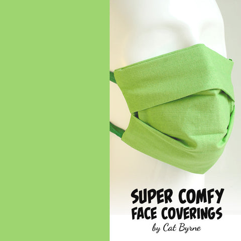 Green Face Covering