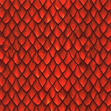 Red Dragon Scales Face Covering