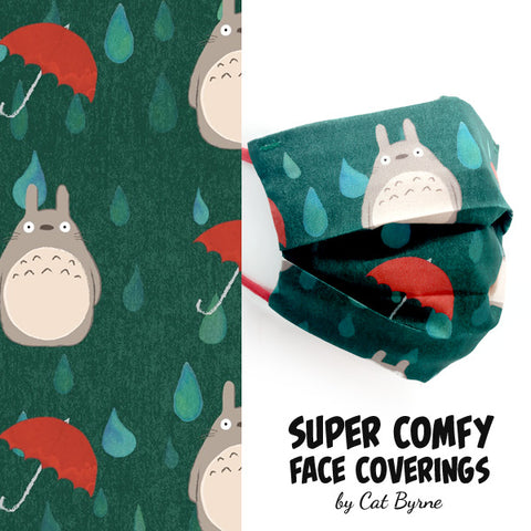 Totoro Face Covering