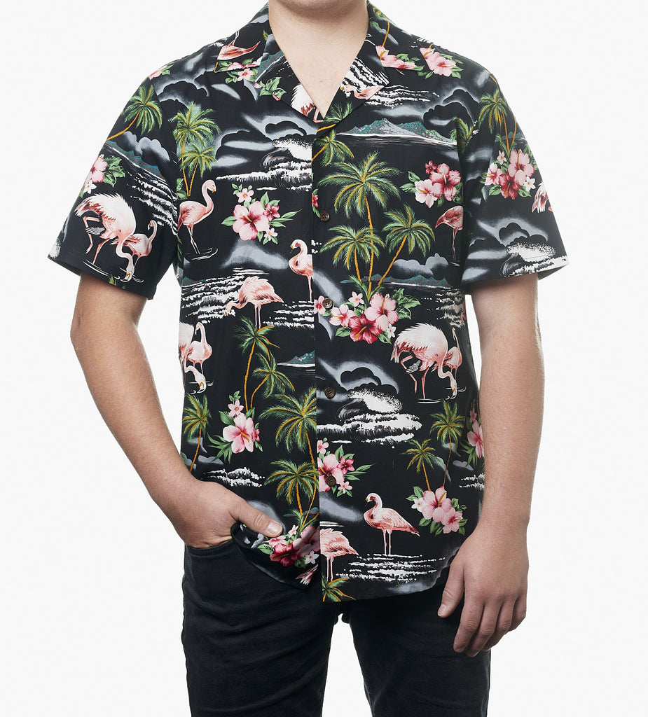 Hawaii skjorte