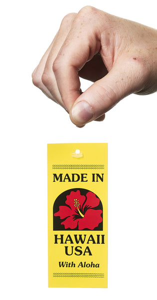 Made in Hawaii USA