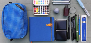 TOM BIHN Blog | Antonia Sketch Kit