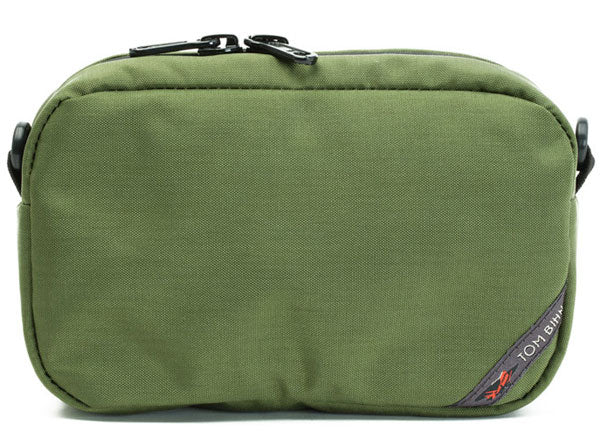 3D Fabric Cube in Olive 420d HT Parapack