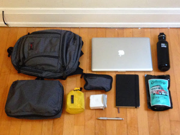 Badger: Overnight work trip with the Synapse 19