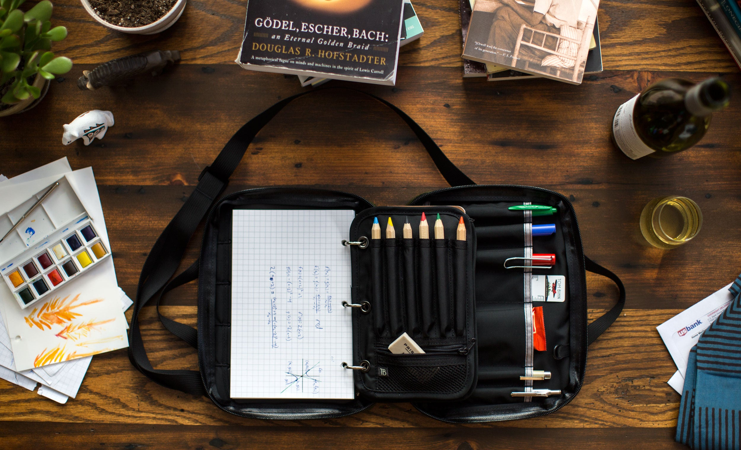 TOM BIHN | The Field Journal Notebook Returns