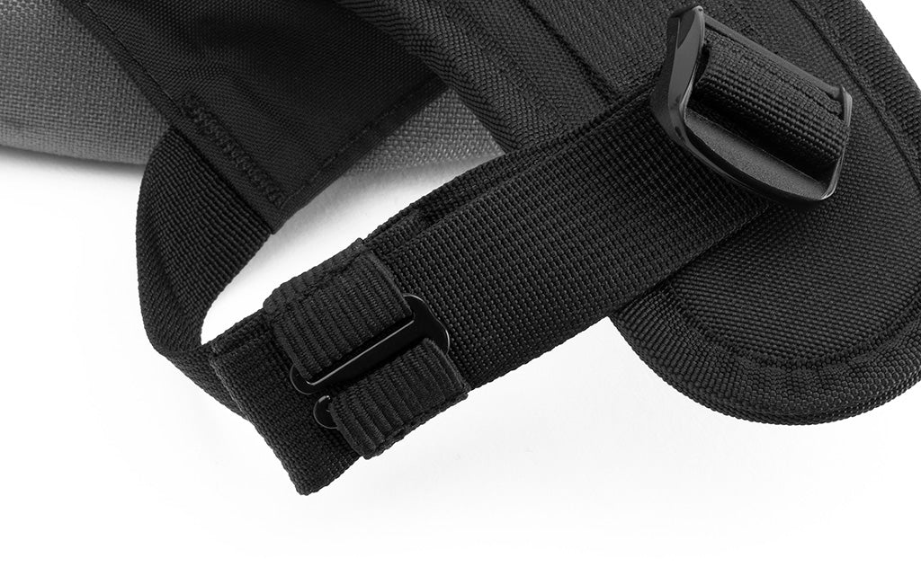 TOM BIHN Strap Keepers for excess webbing