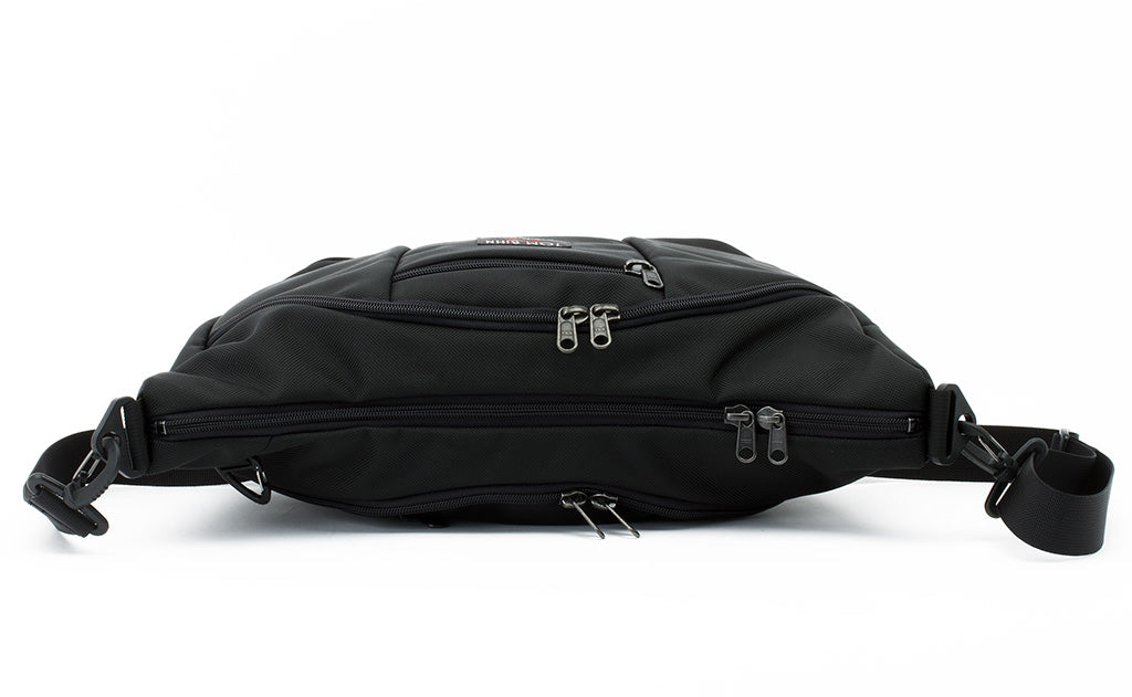 TOM BIHN Parental Unit Design Updates: Longer Main Compartment Zipper