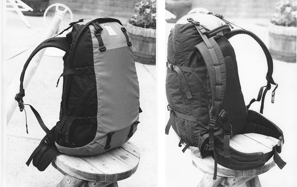 TOM BIHN Wild Limpet Backpack (early 1980's)