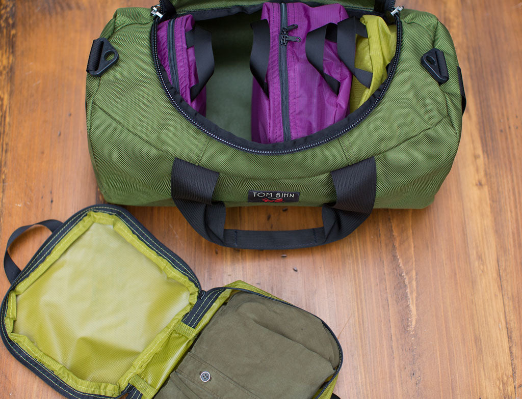 Yeoman Duffel Packing Cubes