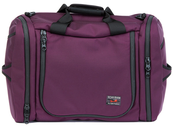 The TOM BIHN Aeronaut in Aubergine