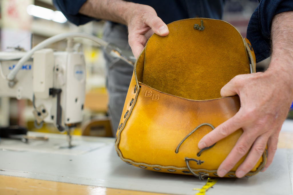 TOM BIHN | Making bags is a Bihn Family tradition