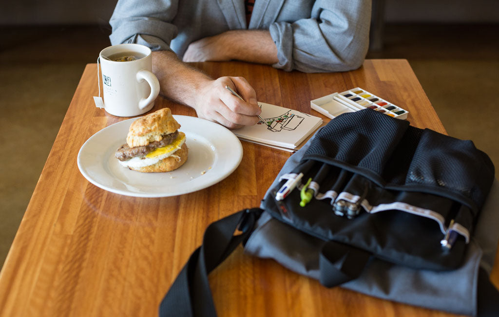 Introducing Cafe Bag Freudian Slips | TOM BIHN