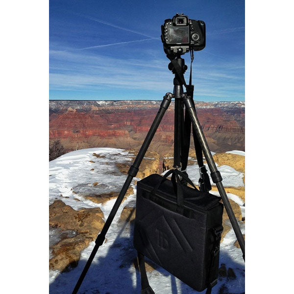 Camera I-O at the Grand Canyon