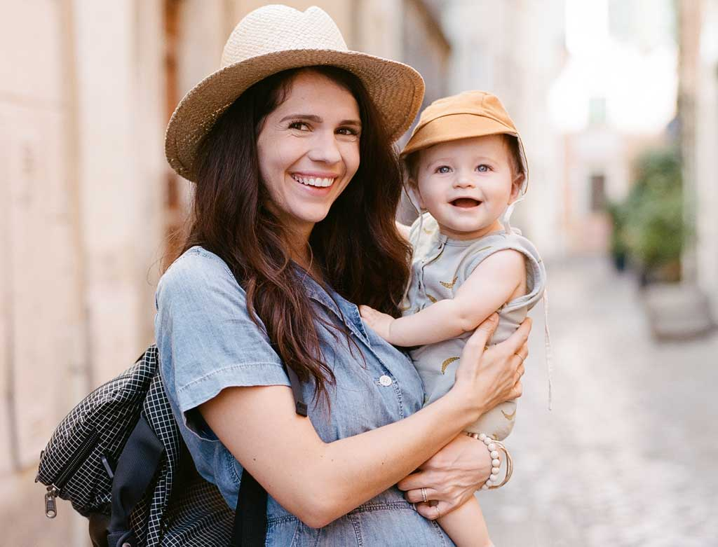 Caroline and Clark's Family Travel Tips | TOM BIHN Blog