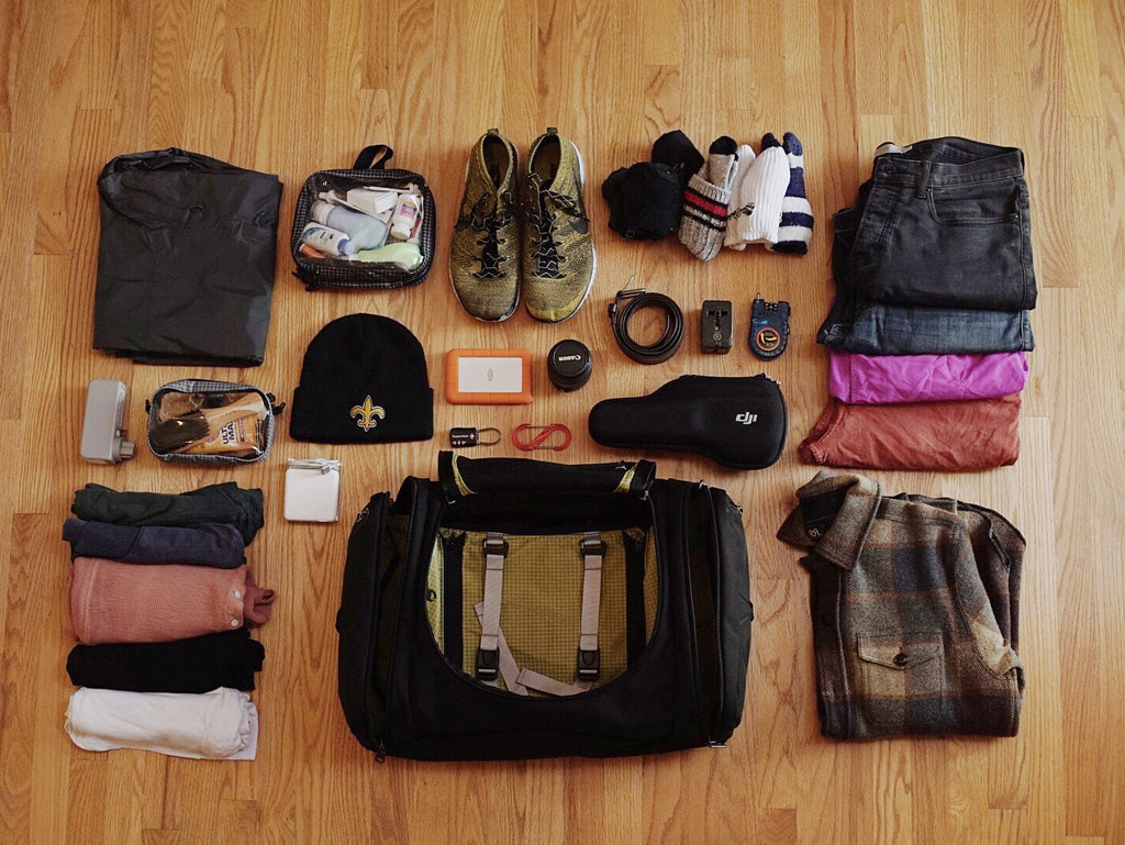 Elisa and Craig's Trip to Europe (With Aeronauts!) - TOM BIHN