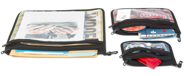 TOM BIHN | Double Organizer Pouch in Size Large