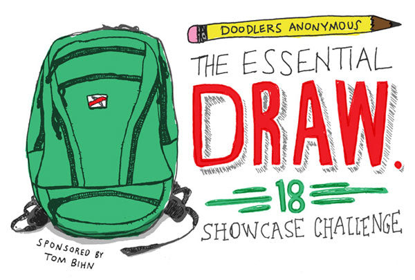 The Essential Draw - Doodlers Anonymous