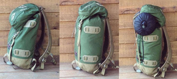 "Design Beyond ""Fortuitous Contrivings"": The Guide's Pack Top Pocket 