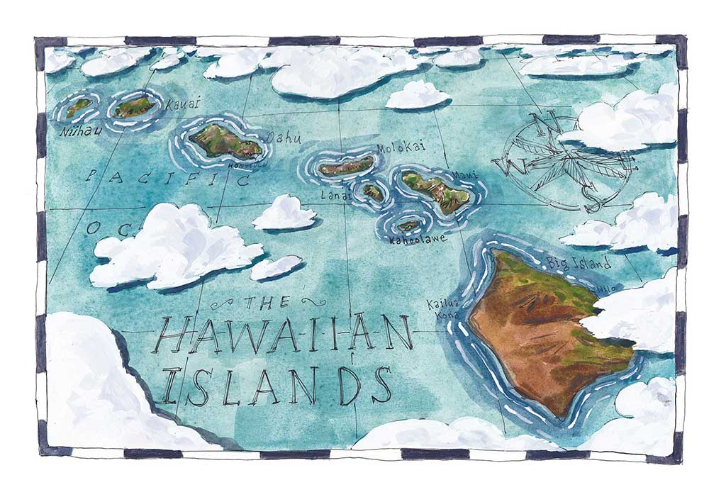 Thinking About Hawaii in February | TOM BIHN