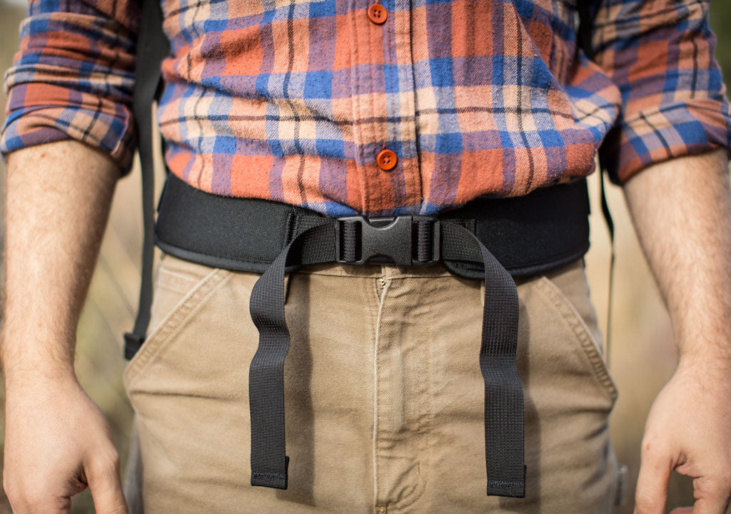 Padded Hip Belt for the Synapse 19, Synapse 25, and Smart Alec | TOM BIHN