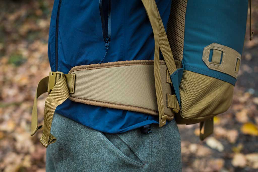 Guide's Pack Padded Hip Belt | TOM BIHN