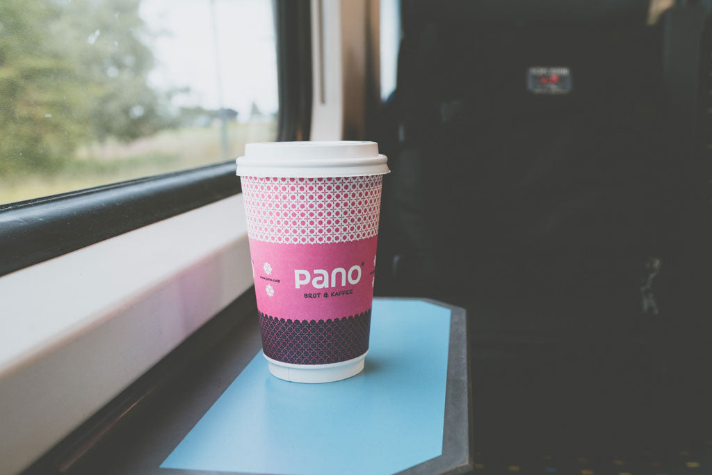 Coffee for the adventure