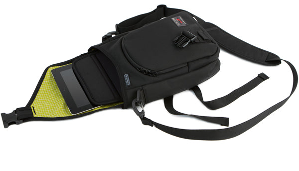 Ristretto for iPad messenger bag