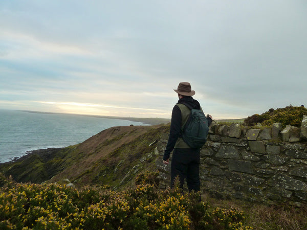 Photos of the TOM BIHN Synapse on the Isle of man by Jon Geo Camp