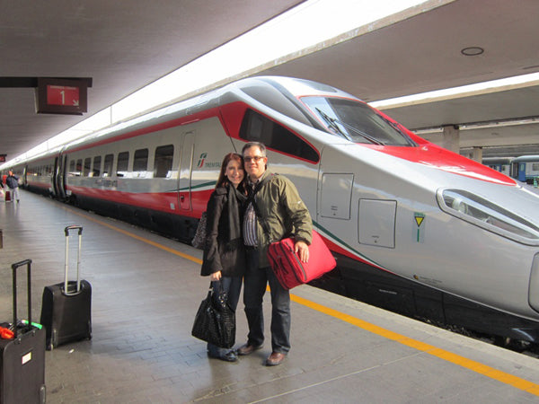 jeffmac: Italy is best by train (and the TOM BIHN Tri-Star)